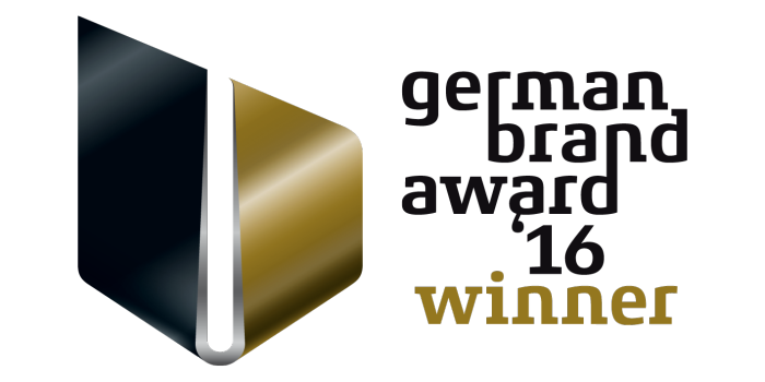 Logo German Brand Award 2016