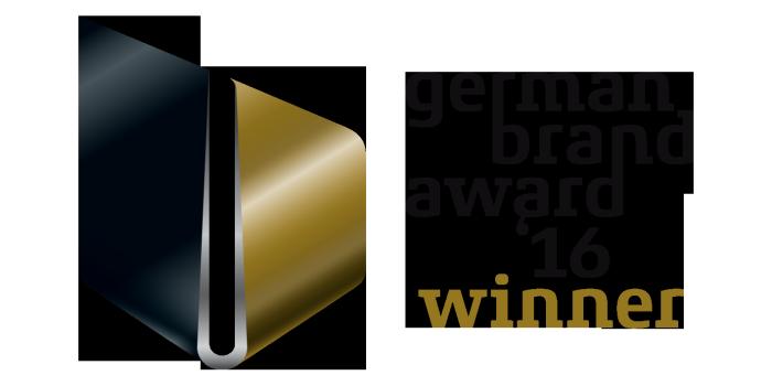 Logo German Brand Award 2016